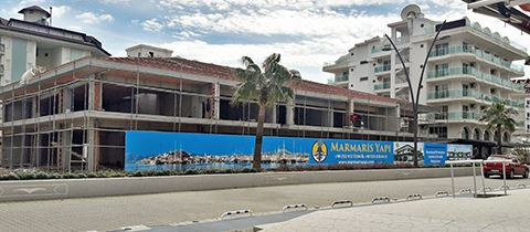 Marmaris Business Center Proje Süreci