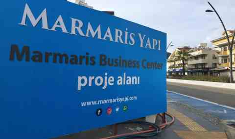 Marmaris Business Center, Proje Süreci